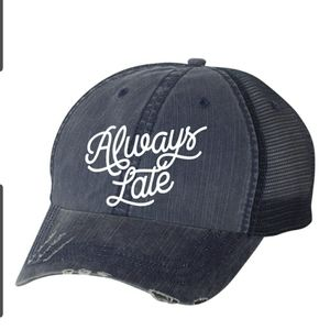 New with tag x 2 worn look baseball cap